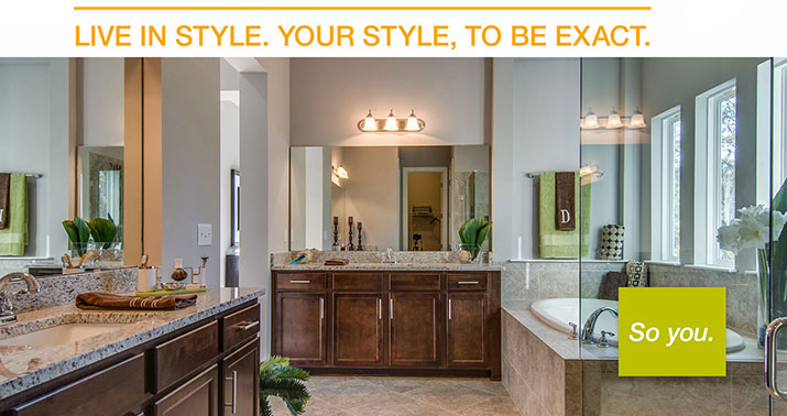 Home Builders & Homes for Sale in Jacksonville, FL | Drees Homes